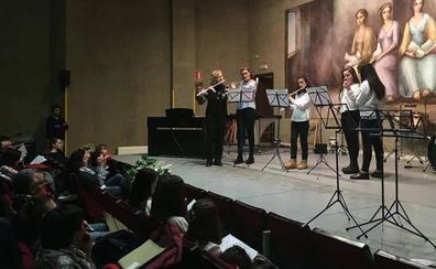 San Andrés contratará a cuatro profesores para la Escuela Municipal de Música Ángel Barja durante el curso 2019/2020