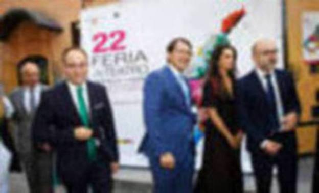 Inauguración de la XXII Feria de teatro de Castilla y León