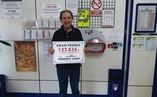 Un boleto de segunda categoría de la BonoLoto deja un premio de 152.800 euros en León