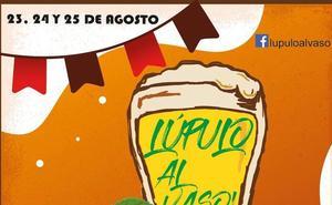 Carrizo de la Ribera celebrará el III Certamen de cerveza artesana 'Lúpulo al vaso'