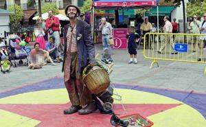El espectáculo de circo 'Alegre Divertimento' llega el jueves a León