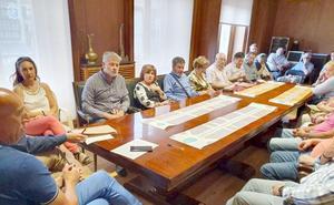Diez anuncia la instalación de la señalización para la semipeatonalización de Ordoño II «de forma inmmediata»