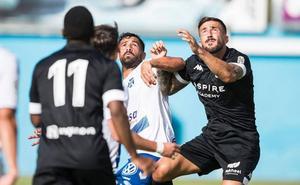 Dioni Villalba: «La gente que ha venido nueva tiene mucho gol»