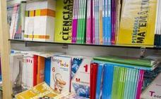 El precio de los libros de texto se incrementa un 1,0% para el próximo curso