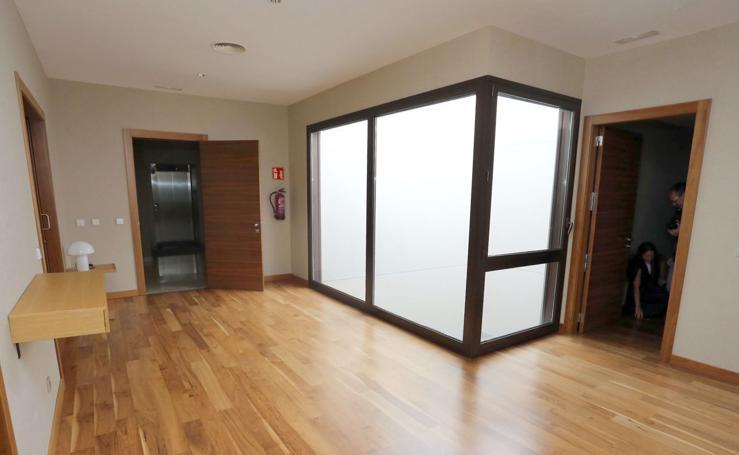 El apartamento de Luis Fuentes
