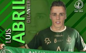 Luis Abril se gana un puesto en el Atlético Astorga