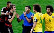 De pitar las semifinales de un Mundial, a técnico del Salamanca