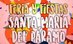 Niños y jubilados tendrán su día en las fiestas patronales de Santa María del Páramo
