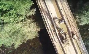 Las obras del Puente Villarente, al detalle
