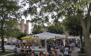 Valencia de Don Juan cifra en 15.000 los asistentes al I Castle Food
