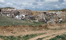 La Junta eliminará 156 escombreras en León en un plazo de 16 meses