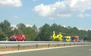 Aucalsa obliga a pagar peaje a las ambulancias con enfermos en contra de lo que marca la ley