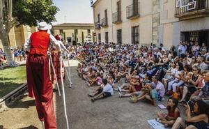 Los estrenos de Arawake, Pie Izquierdo, Radar 360º y La Pera Llimonera protagonizan la última jornada de la Feria de Teatro de Castilla y León