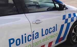 La Policía Local de León detiene a dos personas por robar en un supermercado