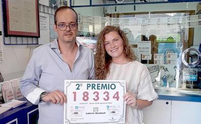 Ponferrada es agraciada con el segundo premio de la Lotería Nacional