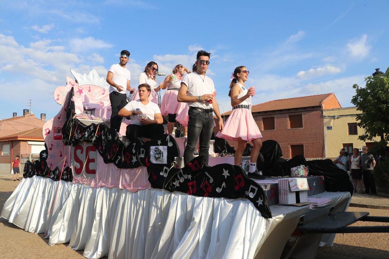 Desfile de carnaval Alubia 2019