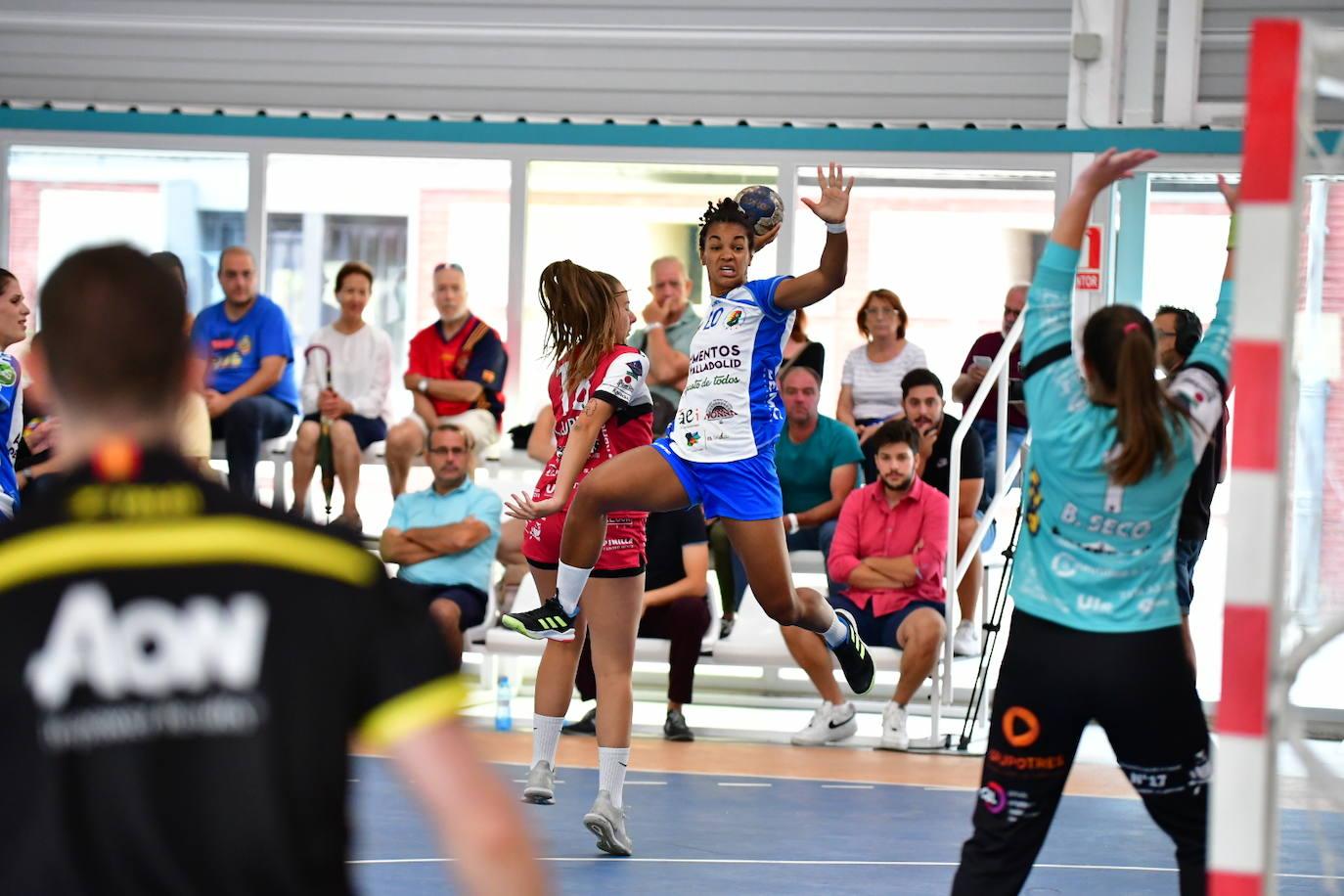 Final de la Copa Castilla y León de balonmano