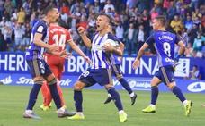 La Deportiva se 'estrena' con el día heróico de Pablo Valcarce