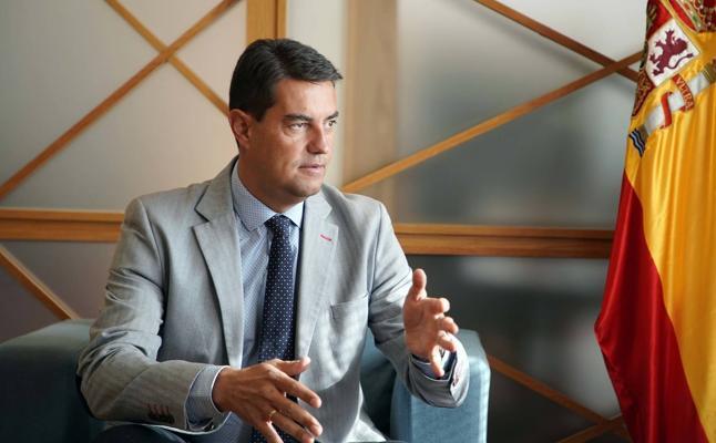 Ibáñez señala que todos los consejeros dirán «cosas que no gusten a los demás, pero el objetivo final es Castilla y León»