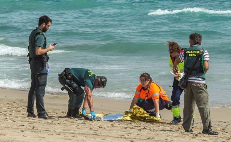 Fallece el piloto del avión siniestrado en Murcia