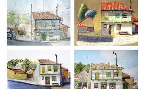El Centro Cívico León Oeste acogerá la muestra 'Dibujando por los pueblos'