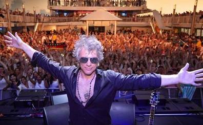 Un crucero con Bon Jovi que promete el paraíso
