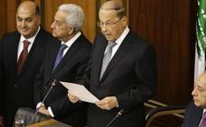 El presidente libanés llama a «asalto israelí» en Líbano «declaración de guerra»