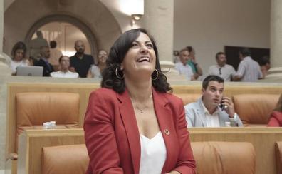 La socialista Concha Andreu, nueva presidenta del Gobierno de La Rioja