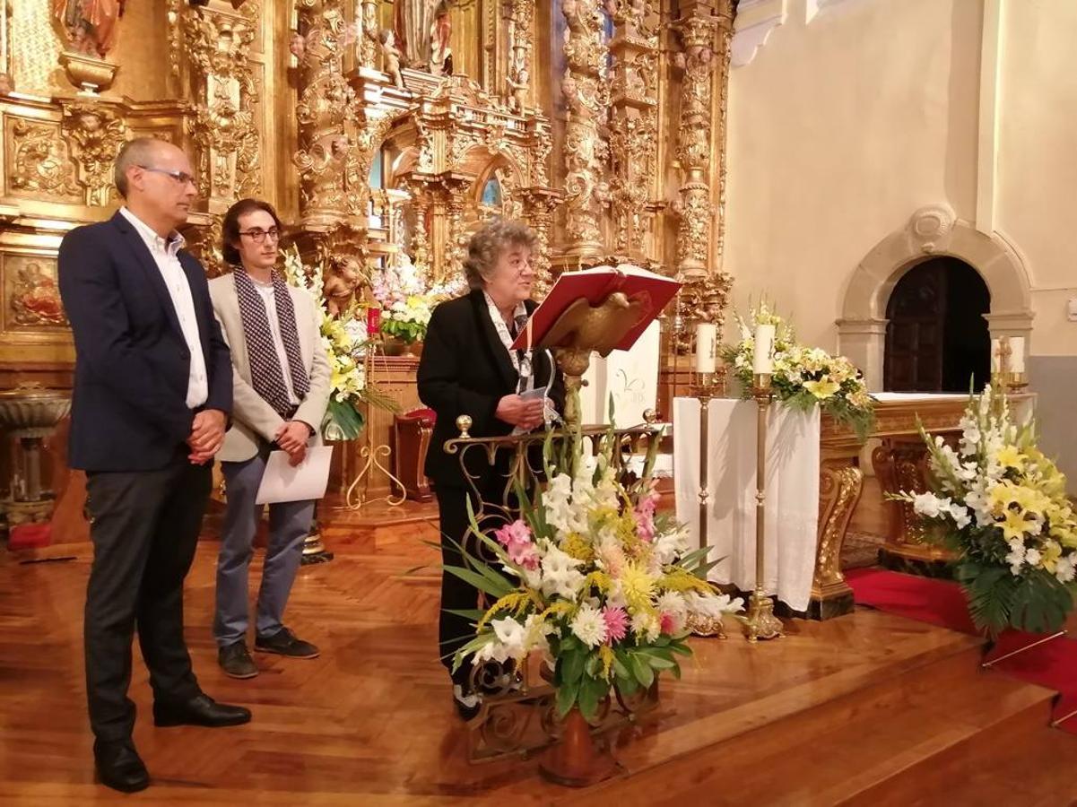 Inauguración del II Curso Internacional de Órgano Ibérico en Santa Marina del Rey