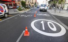 CS se suma al frente de PP y UPL para aplazar la peatonalización de Ordoño y pide crear un plan de movilidad del centro en base a un concurso de ideas de expertos