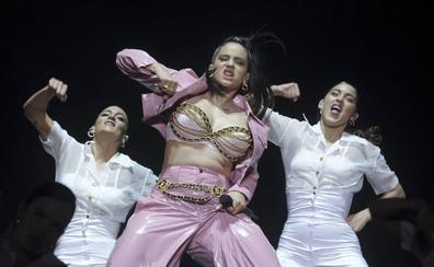 Rosalía, del fracaso en 'Tú sí que vales' a triunfar en la MTV en cinco pasos