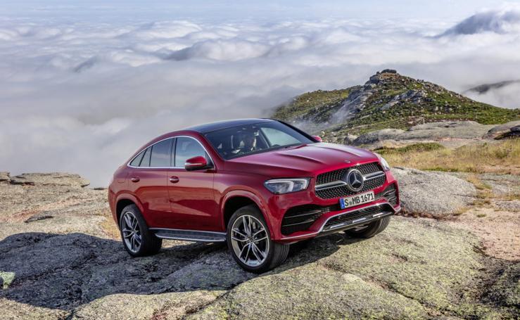 La estética, otra baza de los nuevos Mercedes GLE Coupé