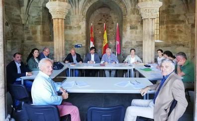Patrimonio autoriza las obras de accesibilidad e iluminación del monasterio de Santa María de Carracedo