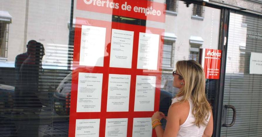 Siete de cada diez empleos creados en Castilla y León en el último año son a jornada parcial