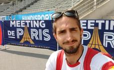 Dani Pérez engrasa la maquinaría en el Grand Prix Internacional de París