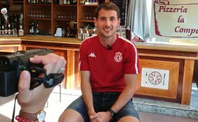 Castañeda: «Saldremos desde el minuto uno a hacer nuestro fútbol»