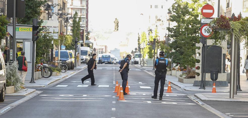 El nuevo Ordoño se reurbanizará para nivelar la calzada a las aceras y dotar de apariencia peatonal el vial