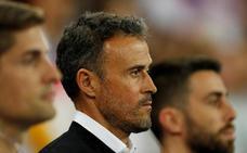 La UEFA manda desde Mónaco su apoyo a Luis Enrique
