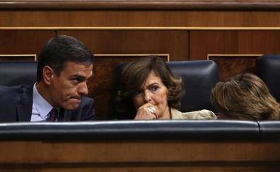 El pleno del Open Arms convence al PSOE de la imposibilidad de gobernar con Podemos