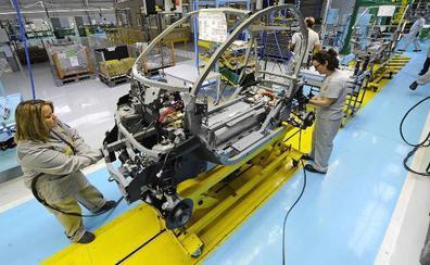 La industria sufre su peor inicio de año en un lustro y se ralentiza más que el PIB