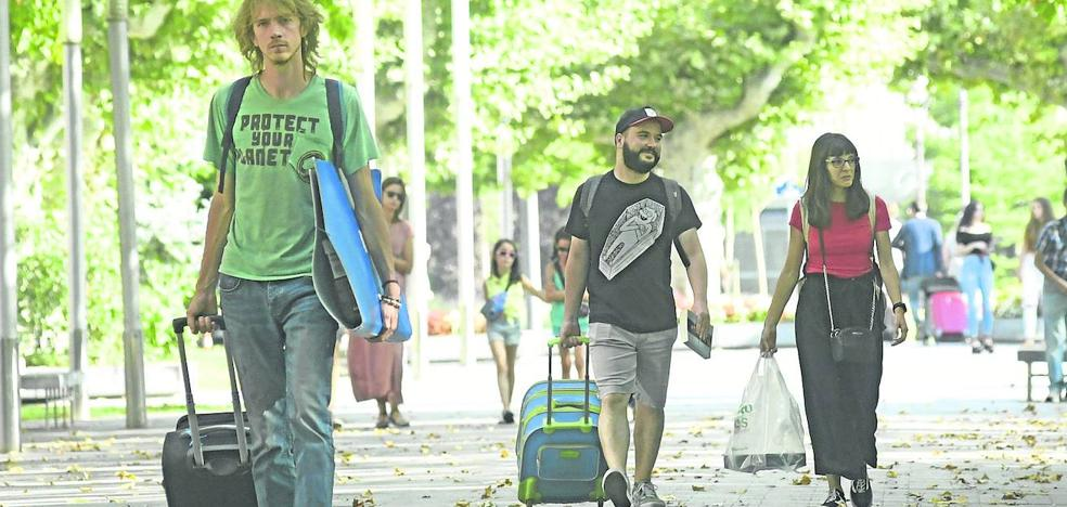 Valladolid ofrece más de 300 pisos turísticos pero solo un tercio son legales