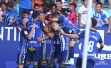 La victoria de la Ponferradina ante Tenerife es la más amplia del club en Segunda