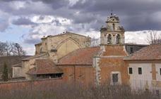 La Junta invierte 44.000 euros en la reparación de la cubierta de la iglesia del Monasterio de Gradefes