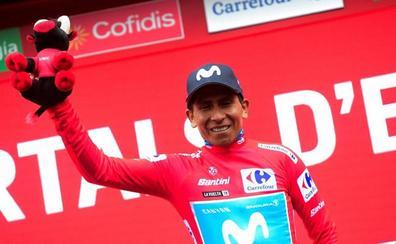 Nairo Quintana deja el Movistar y correrá con el Arkea-Samsic la próxima temporada
