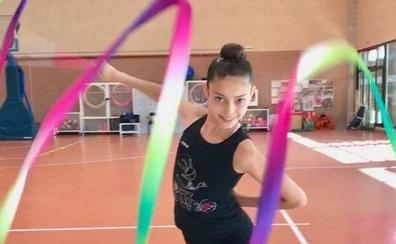 Andrea Fernández, la nueva internacional del Club Ritmo