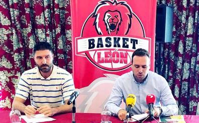 Basket León estrena su 'nueva identidad' con la misma ambición