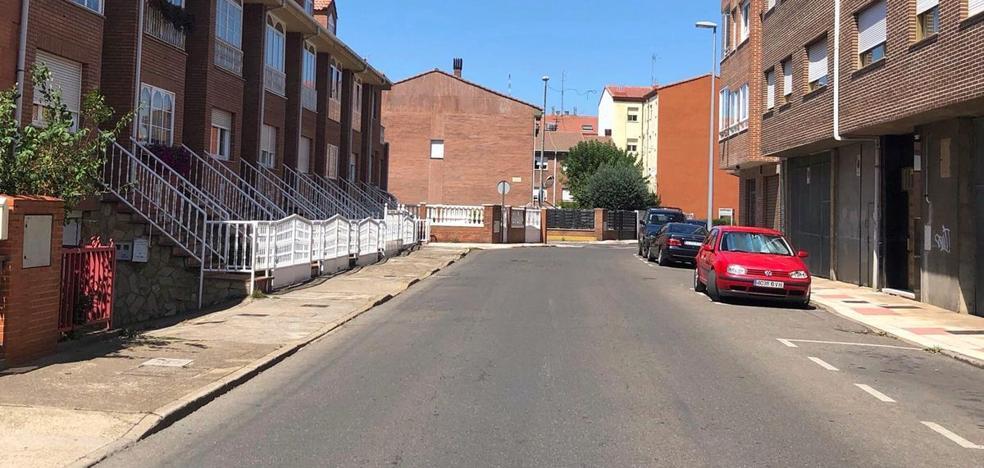 El PP de San Andrés pide el pintado de la señalización horizontal en el Barrio la Sal
