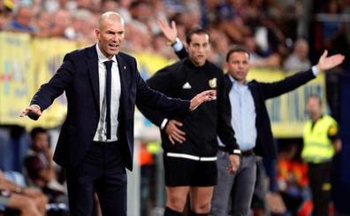 Zidane busca soluciones tras asumir que no tendrá su piedra angular