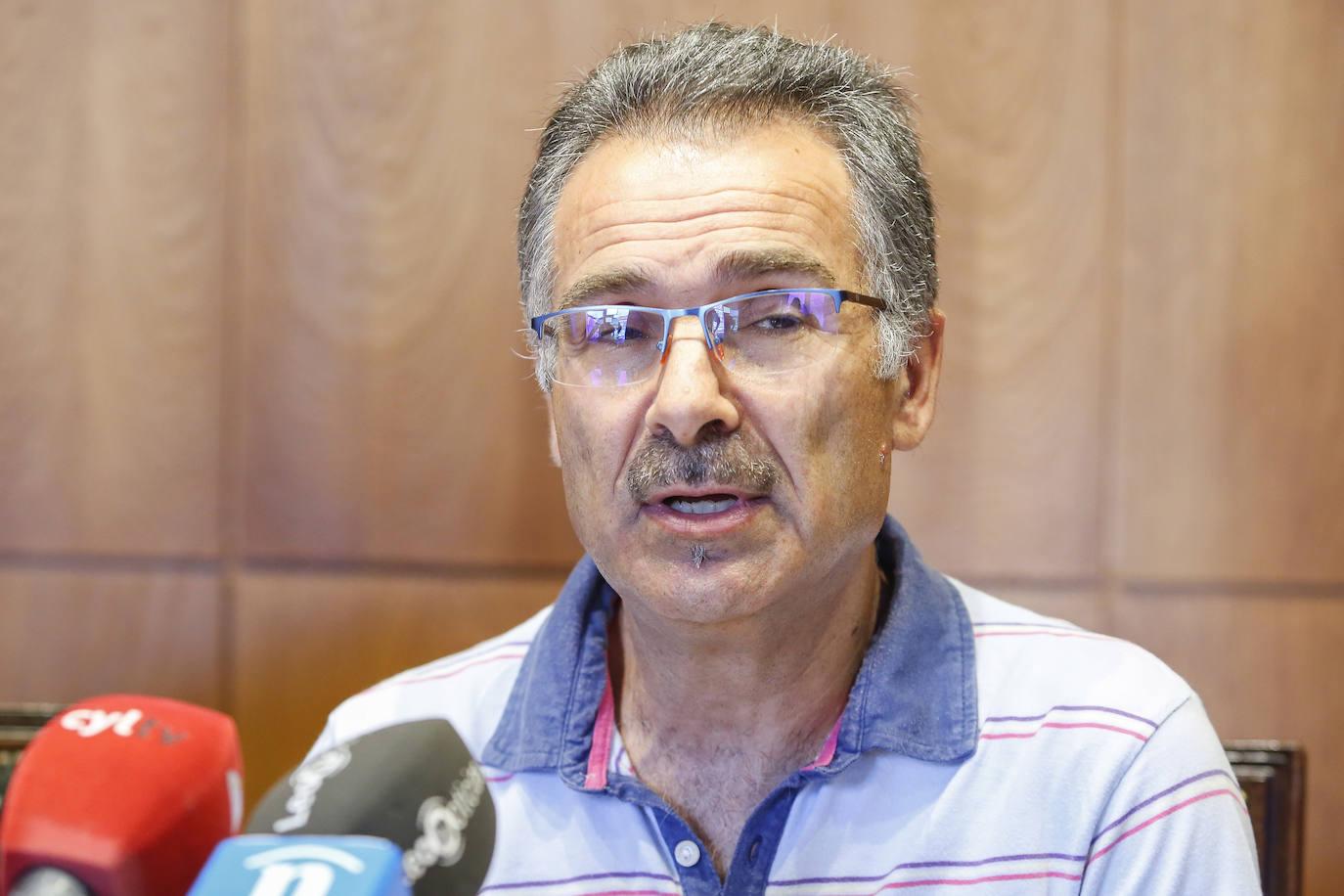 Nicanor Pastrana se suma al equipo de gobierno del Ayuntamiento de León