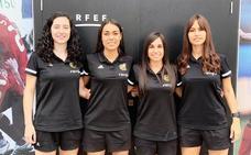 La árbitro leonesa Verónica González dirigirá un partido de la Liga Iberdrola
